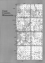 Index Map 5, Cass County 1992